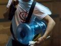 """Percussioni Industriali Shock - Incursioni urbane per """"Aspettando la Luna Piena"""" di A.C.S.D. Strega Comanda Color."""