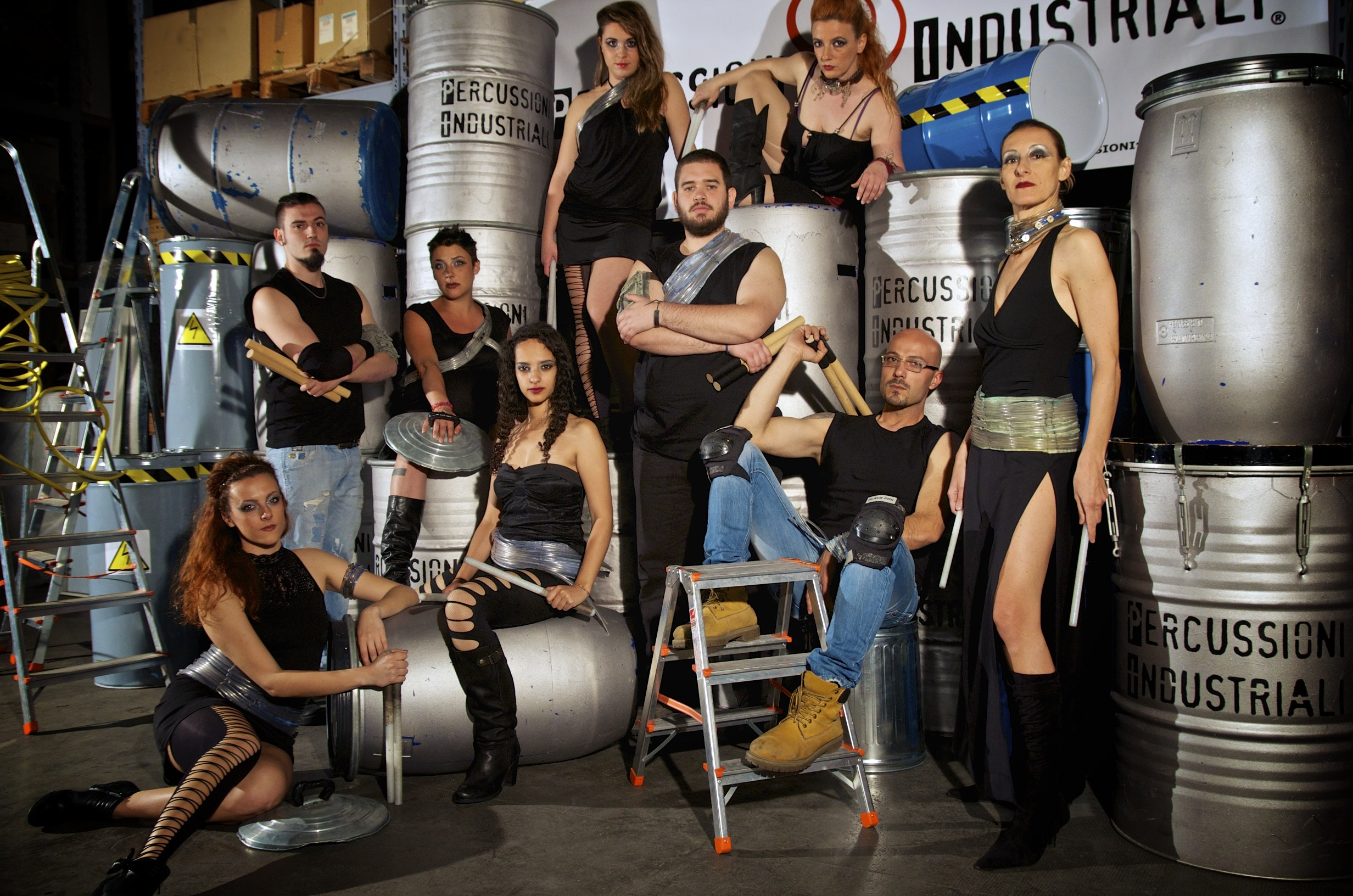Percussioni Industriali Set Group